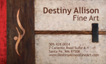 Destiny Allison Fine Art Gallery